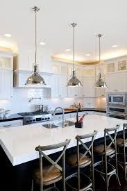 salt lake city fisherman pendant light with high back counter height stools kitchen traditional and recessed