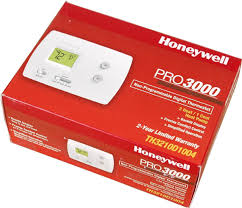 honeywell rth111b1016 a digital non programmable thermostat honeywell th3110d1008 installation manual at Honeywell Thermostat Pro 3000 Wiring Diagram