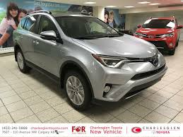 New 2018 Toyota RAV4 4 Door Sport Utility in Calgary, AB 180716