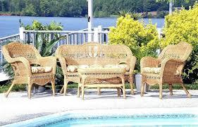 wicker plastic patio furniture resin wicker patio furniture reviews