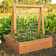 garden planters. 10 Raised Garden Beds That Fit Any Backyard Space Planters
