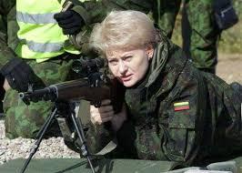 Вы тоже ею восхищаетесь Президент Литвы Даля Грибаускайте ukr life гриб