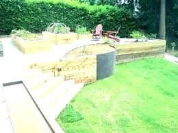concrete retaining wall designs garden wall ideas retainer wall ideas garden bed retaining wall block wall