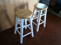 oh sorry i almost fell asleep for a second there these stools are so hum drum and since they re all by their lonesome and don t really match anything in