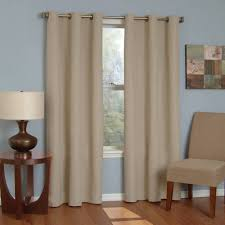 eclipse curtains microfiber grommet blackout energy efficient curtain panel available in multiple colors and sizes com