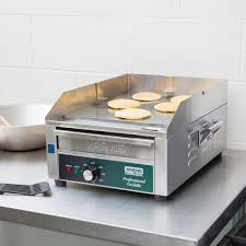 waring wgr140 electric countertop griddle 17 120v image preview