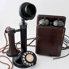 collectibles vintage telephones