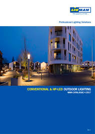 outdoor catalogue 2017 conventional lamp hp led 1 510 pages