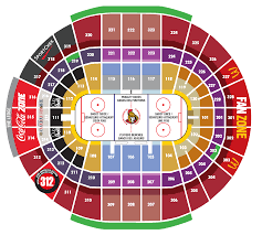 Ottawa Senators Seating Chart Tickets Clipart Hockey Ticket Tickets Hockey Ticket