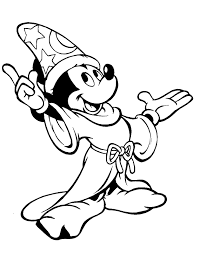 Unique Disney Characters Coloring Pages Collection Printable