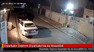 Diyarbakır Deprem Diyarbakır'da da Hissedildi - Dailymotion Video