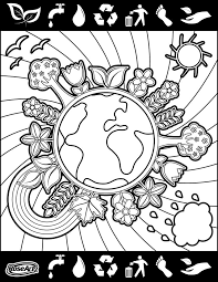 Find all the coloring pages you want organized by topic and lots of other kids crafts and kids activities at allkidsnetwork.com. Environmental Coloring Pages Coloring Home