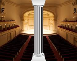 Carnegie Hall Seating Chart View Carnegie Hall