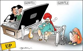 no country for women up minister azam khan backs khap leaders for today cartoonist narsims take on the khaps diktat