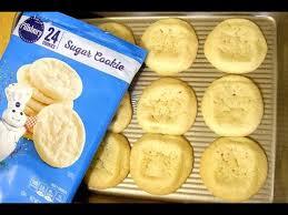 pillsbury sugar cookies. Brilliant Sugar Pillsbury Ready To Bake Sugar Cookies For