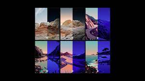 the new ios 14 2 wallpapers