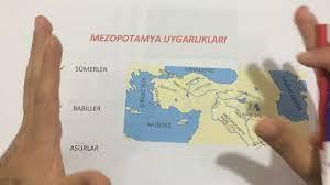 5. Sınıf Sosyal Bilgiler - Anadolu ve Mezopotamya Uygarlıkları - YouTube