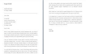 Sample Cover Letters For Teachers Letter Example Teacher Commonpence