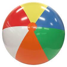 beach ball on beach. Beach Ball Dreams Meaning On