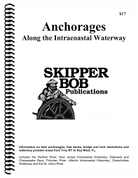 Ship Store Waterway Guide Anchorages Along The