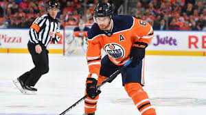 Oilers defenseman Larsson out indefinitely after father's death