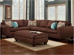 living room color scheme brown couch