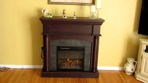 chimney free wexford convertible cabinet fireplace with 18 insert