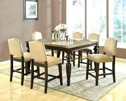 high kitchen table and chairs counter height dining room chairs high dining table set high dining