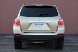 Toyota Highlander 2013 photo 75585 pictures at high resolution