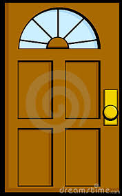 front door clipart. Elegant Front Door Clipart With R