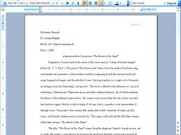 Mla Proper Heading Mla Format Parenthetical Citation Website Formal Essay Formatting