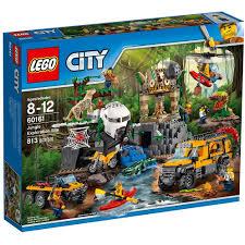 Đồ chơi LEGO CITY - Địa Điểm Thám Hiểm Rừng - Mã SP 60161 giảm chỉ còn  4,221,880 đ