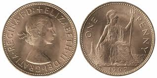 The Pre Decimal Penny In Uk History And Culture Owlcation
