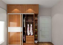 Simple Wardrobe Designs For Small Bedroom Decoration Simple Wardrobe Designs With Simple Bedroom Indoor