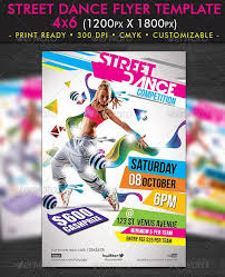 free dance flyer templates dance brochure templates free download urban dance party club flyer