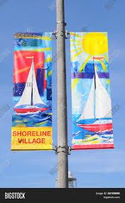 Light Poles California Long Beach Ca Image Photo Free Trial Bigstock