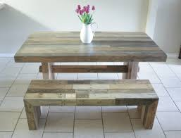 West Elm Kitchen Table Knockoff West Elm Emmerson Dining Table And Bench Build It Craft