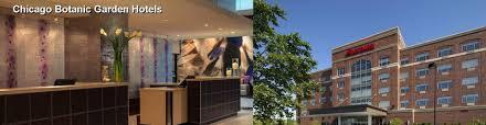 5 best hotels near chicago botanic garden
