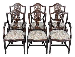 marvelous antique dining room chairs styles with antique furniture designs