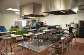 Commercial Kitchen  The Community Pantry - Commercial kitchen