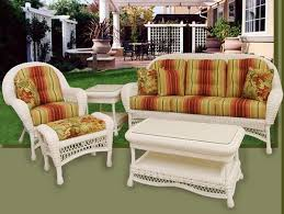 14 best White Patio Outdoor Wicker Furniture images on Pinterest