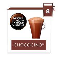It is operated manually using capsules of nescafe coffee, and is lightweight and easy to move around the. Nescafe Dolce Gusto Chococino Pods 16 Capsules Tesco Groceries