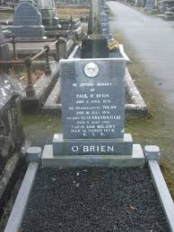 Hilary O'Brien (1471) | Mount Saint Lawrence Cemetery
