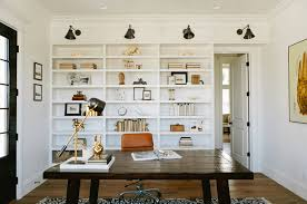 neutral office decor. 4 Modern Ideas For Your Home Office Décor 6 Neutral Decor E