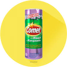 comet lavender fresh bleach powder