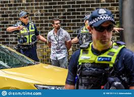 Youtuber And Reporter For TRnews Avi Yemini Was Arrested Editorial Stock  Image - Image of australia, arrested: 186151114