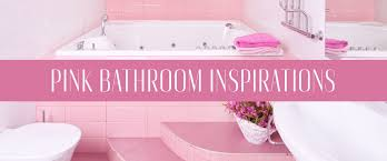 pink bathroom remodelling ideas