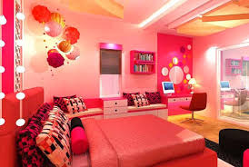 Girls Bedroom Design