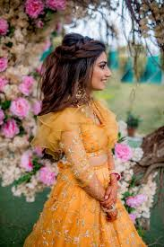 High quality, 100% remy human hair extensions. Wedding Reception Hairstyles Trending In Indian Weddings Wedmegood