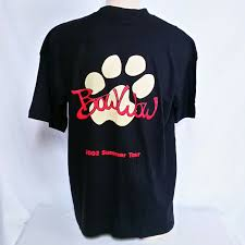 2002 Hip Hop Charts Vtg 2002 Lil Bow Wow T Shirt Tour Concert Rap Hip Hop Tee Concert Promo Xxl 2xlmen Women Unisex Fashion Tshirt That T Shirt But T Shirts From